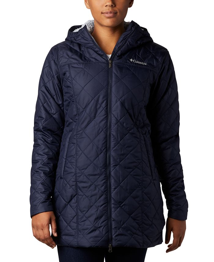 Columbia - Copper Crest Fleece-Lined Hooded Jacket