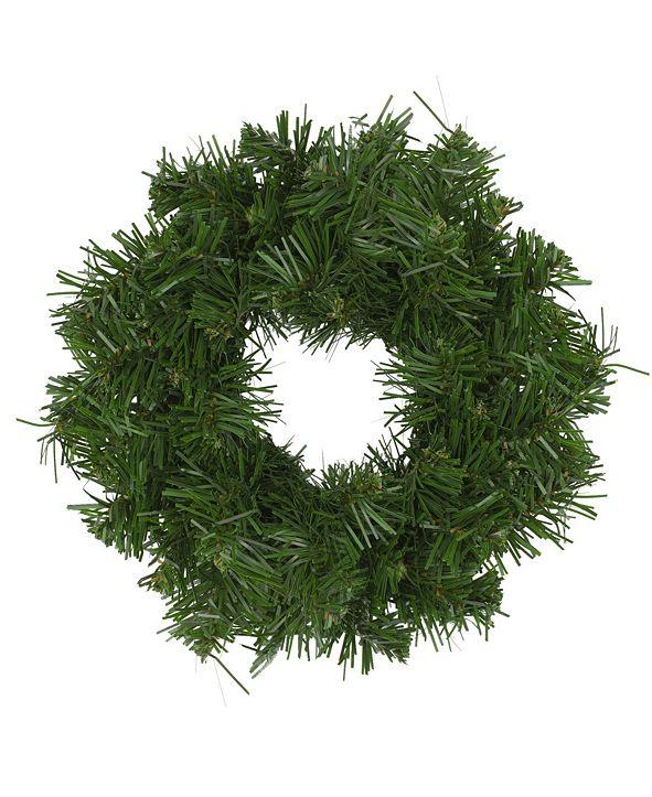 Northlight Unlit Deluxe Windsor Pine Artificial Christmas Wreath