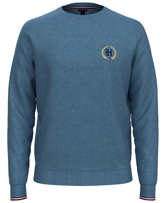 Tommy Hilfiger - Men's Digby Regular-Fit Logo Sweater