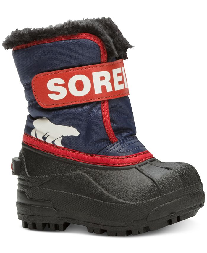 Sorel - Toddlers Snow Commander Boots