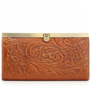 Patricia Nash Tooled Cauchy Wallet $ 98.00