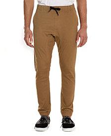 Southpole Men's Stretch Twill Jogger Pants