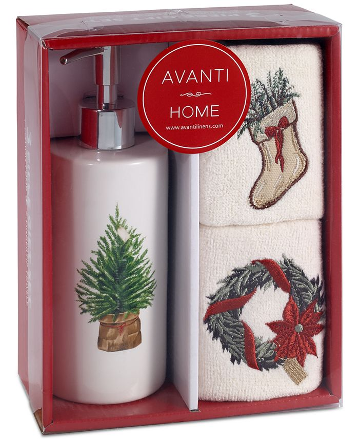 Avanti - Farmhouse 3-Pc. Bath Box Set