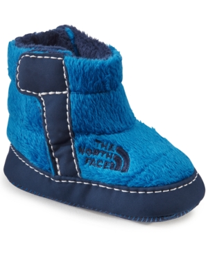So Cute Baby Boys and Baby Girls Fleece Booties discount macys north face