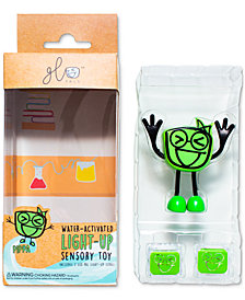 Glo Cubes Water Activated Light Up Sensory Toy