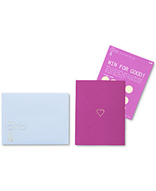 LottoLove Nutritious Meals with Heart Card