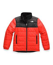 The North Face Big  and Little Boys Reversible Mount Chimborazo Jacket