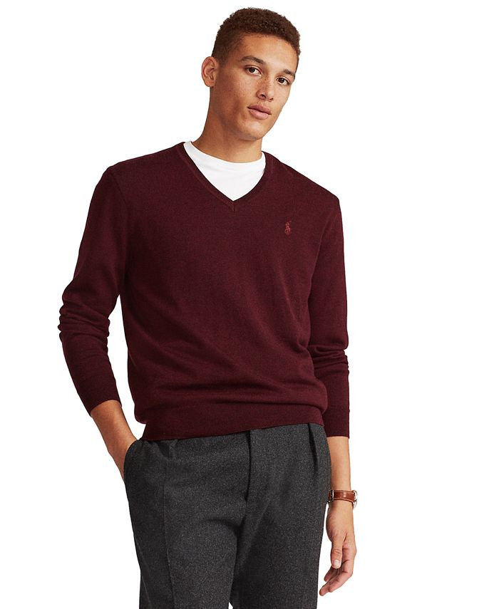 Polo Ralph Lauren - Men's V-Neck Sweater