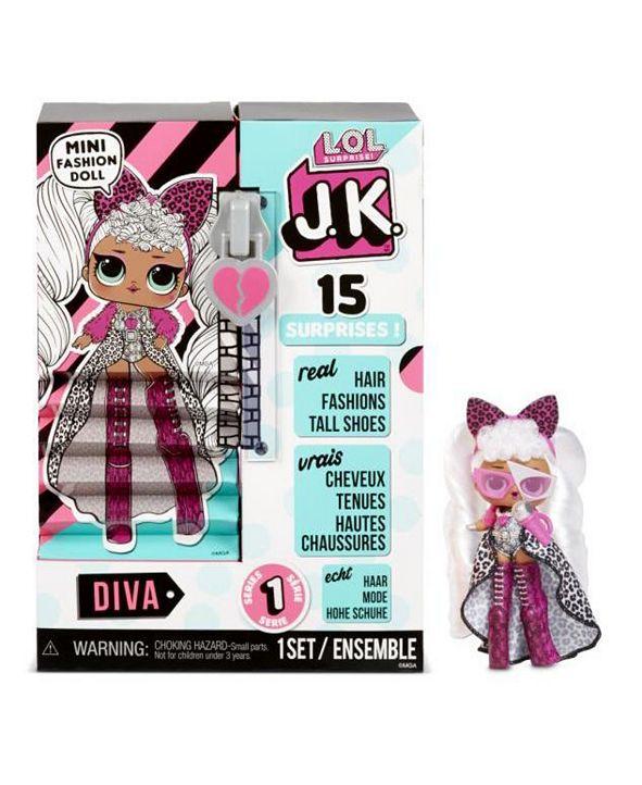 LOL Surprise! L.O.L. Surprise J.K. Doll - Diva
