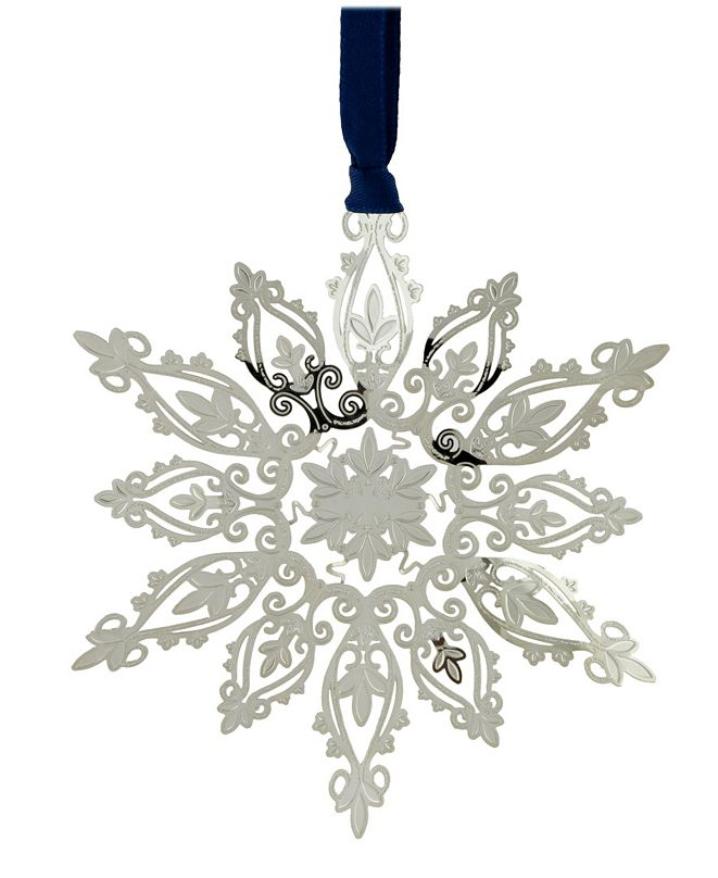 ChemArt Wondrous Snowflake Ornament