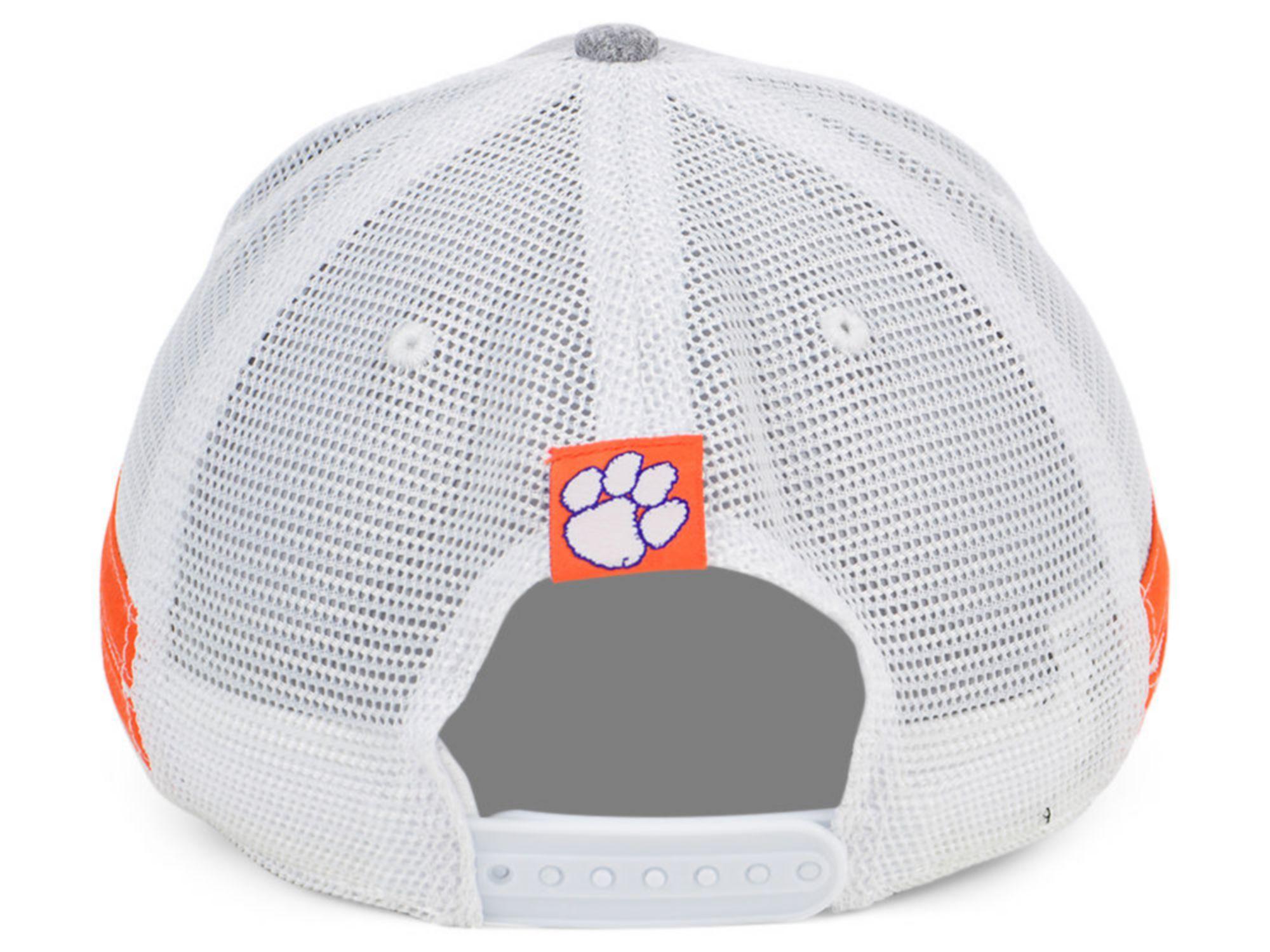 Top of the World Clemson Tigers Space Dye Trucker Cap & Reviews - Sports Fan Shop By Lids - Men - Macy's