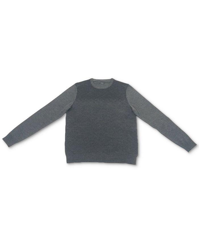 Alfani - Men's Crewneck Sweater