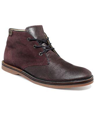 Lacoste Men's Shoes, Sherbrooke High Boots - Shoes - Men - Macy's