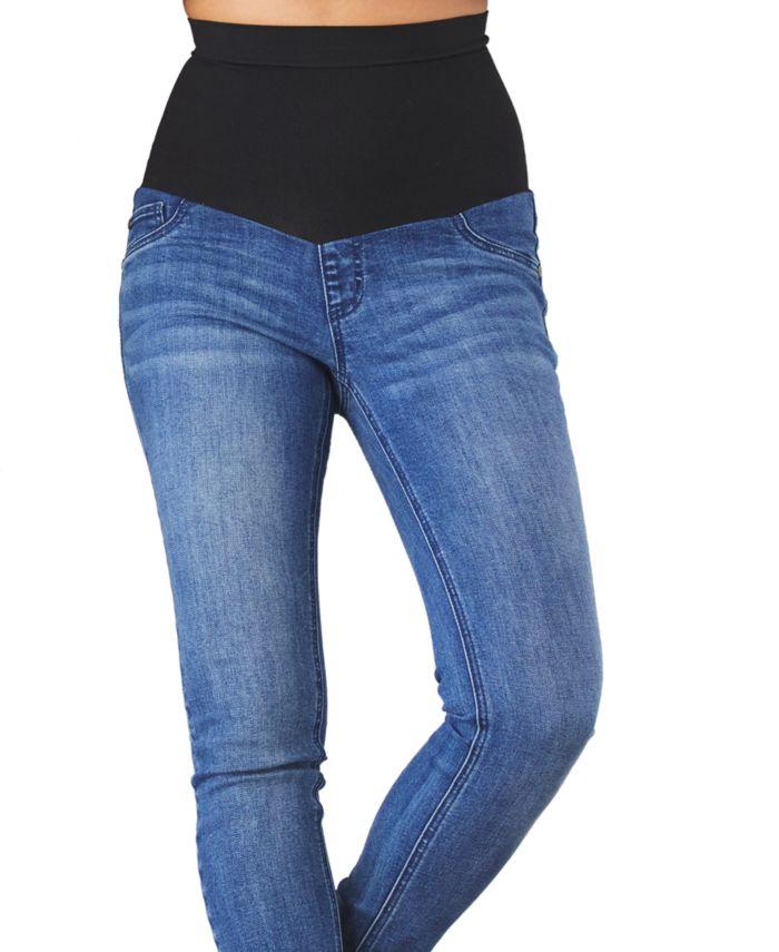 Motherhood Maternity Post Pregnancy Skinny Jeans & Reviews - Maternity - Women - Macy's