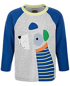 First Impressions Baby Boys Puppy T-Shirt, Created for Macy's
