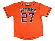 Nike Houston Astros Kids Official Player Jersey Jose Altuve
