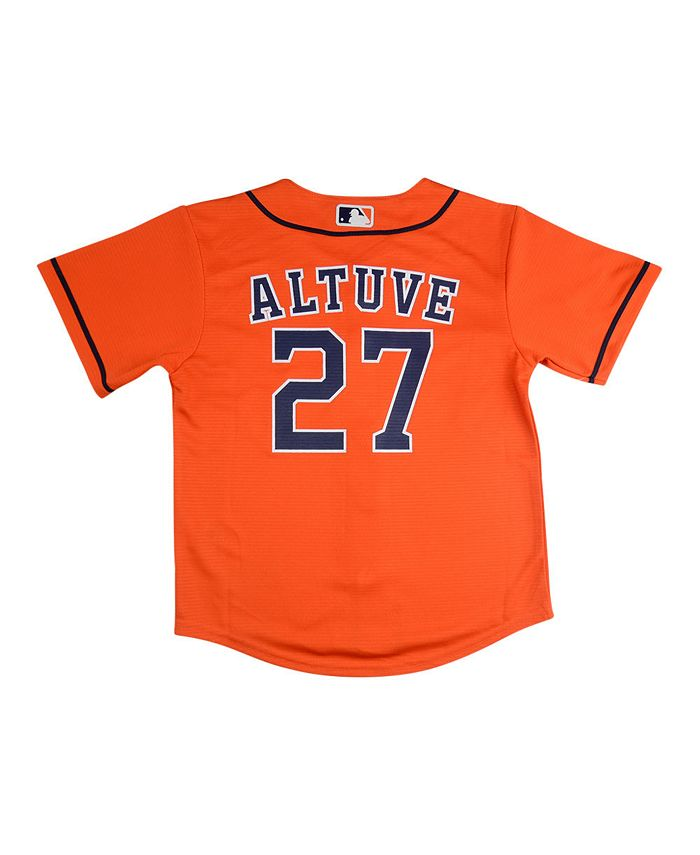 Nike - Houston Astros Kids Official Player Jersey Jose Altuve