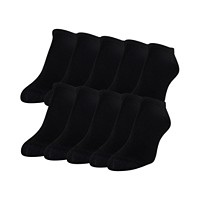 10-Pack Gold Toe Women's Cushion No-Show Socks