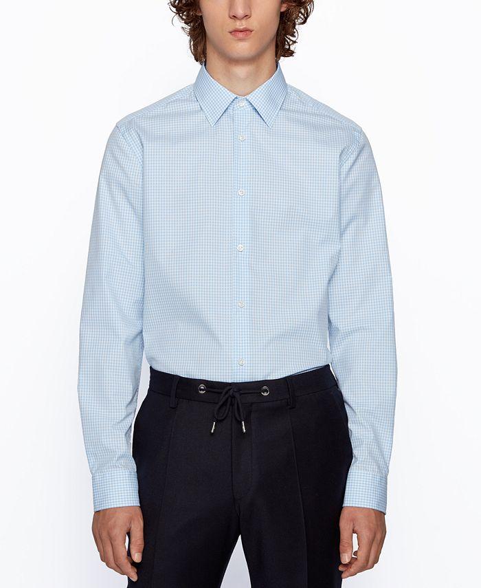 Hugo Boss - Men's T-Carl Slim-Fit Shirt