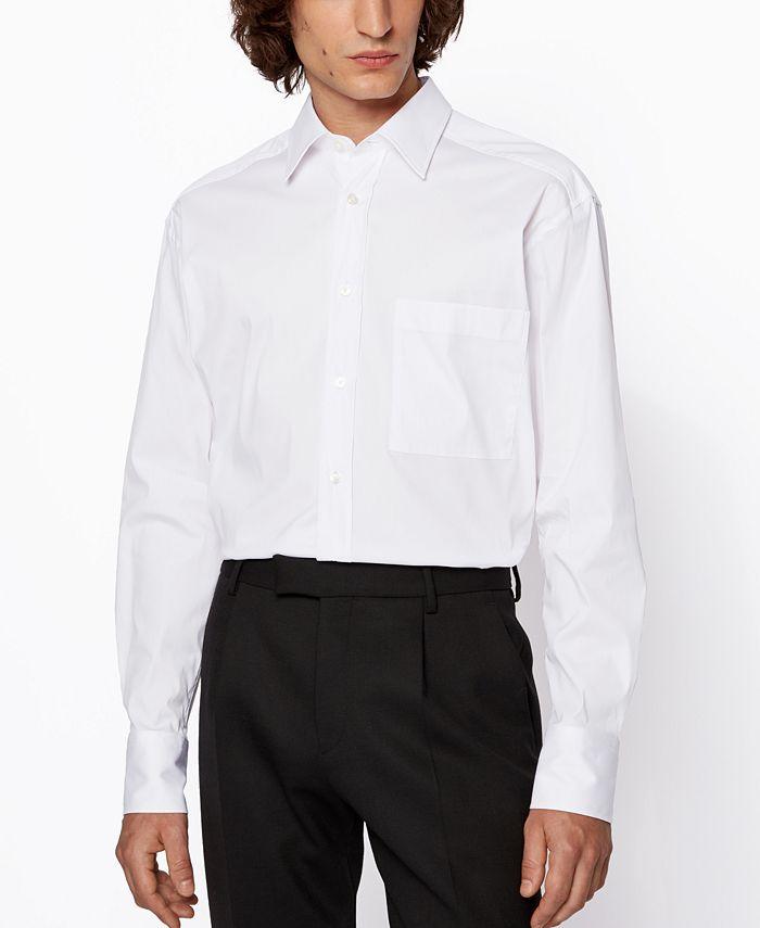 Hugo Boss - Men's Felton Relaxed-Fit Shirt
