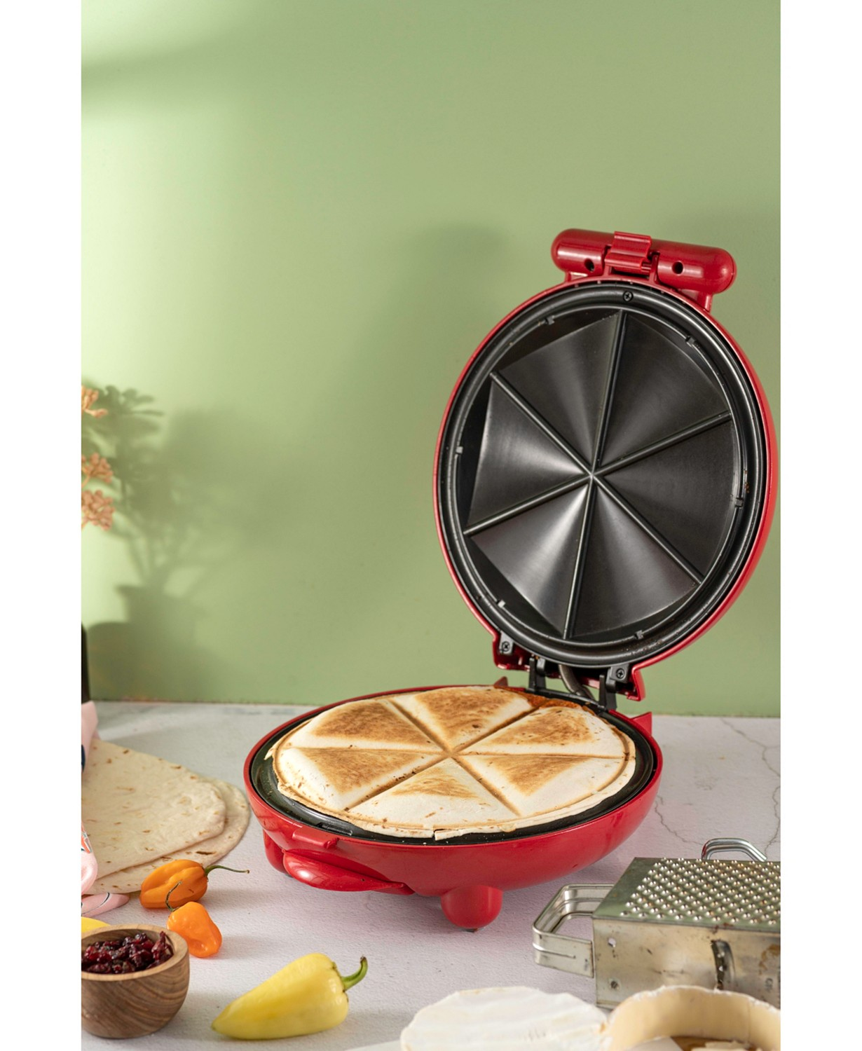 Bella 8″ Quesadilla Maker  $14.99 (50% off)