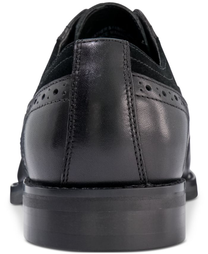 Bar III Men's Oliver Mixed Wingtip Oxfords, Created for Macy's  & Reviews - All Men's Shoes - Men - Macy's