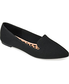 Journee Collection Women's Foam Vickie Flat