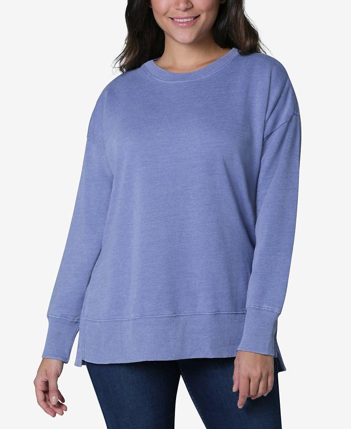 Ultra Flirt - Juniors' Tunic Sweatshirt
