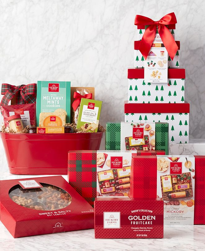 Hickory Farms Holiday Gift Sets
