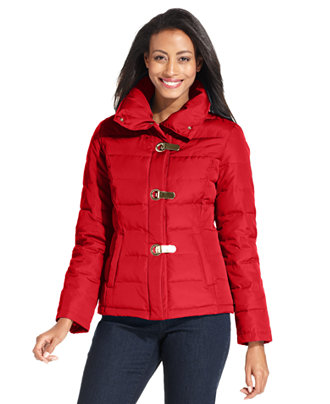 Charter Club Quilted Puffer Women's Coat
