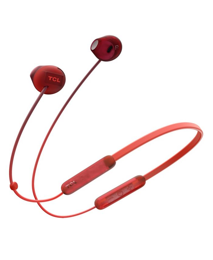 TCL - SOCL200 Bluetooth Headphones