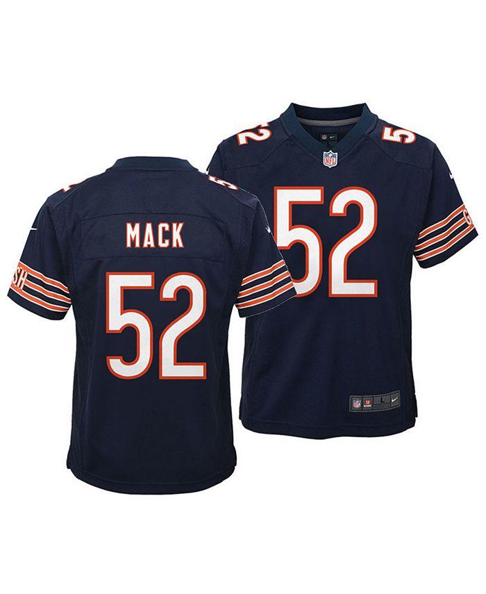 Nike - Chicago Bears Khalil Mack Baby Game Jersey