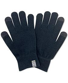 U R Men's Boundary Knit Gloves