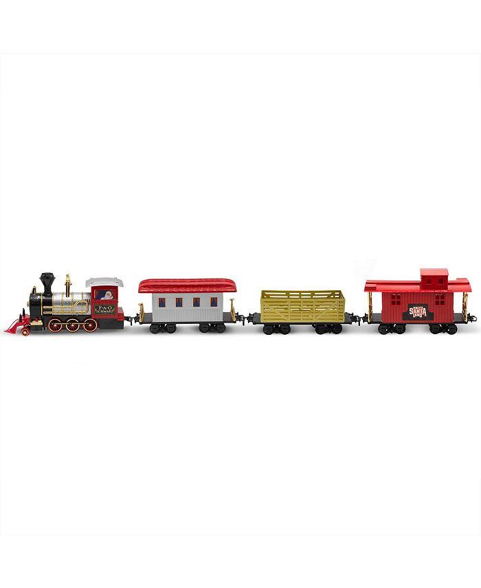 FAO Schwarz - Train Set Motorized with Sound 30pcs