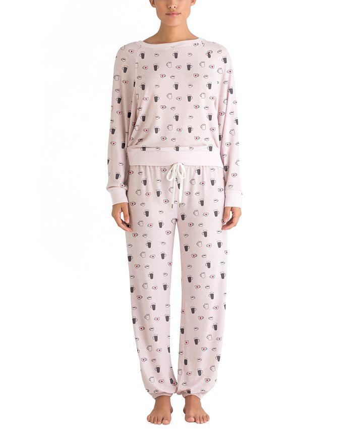Honeydew - 2-Pc. Star Seeker Printed Top & Pants Set