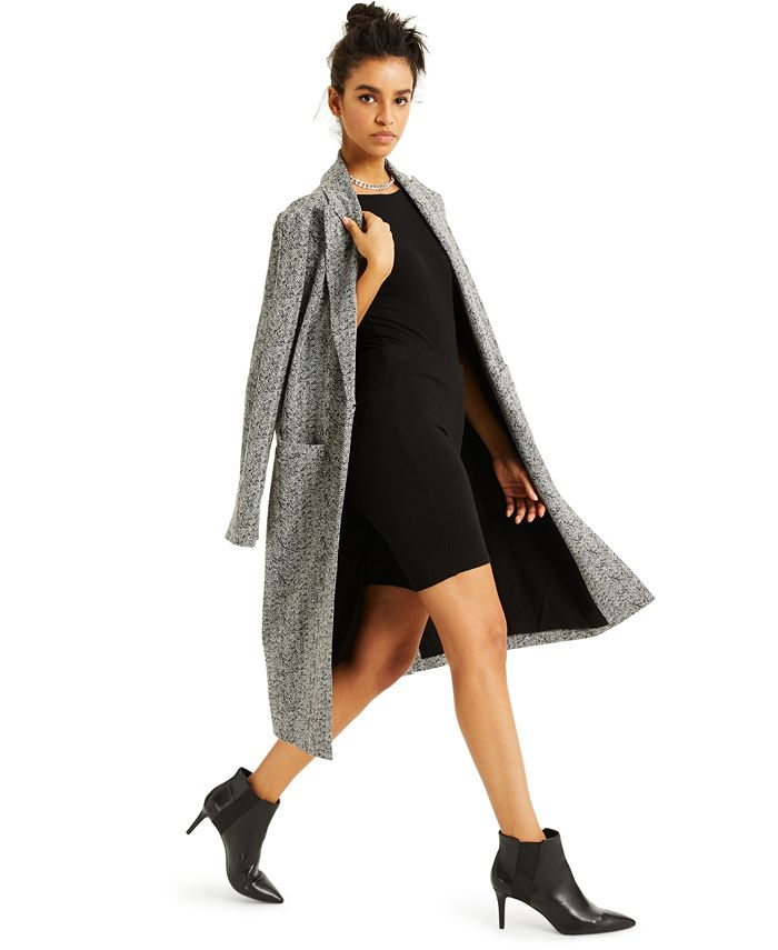 INC International Concepts - Knit Coat