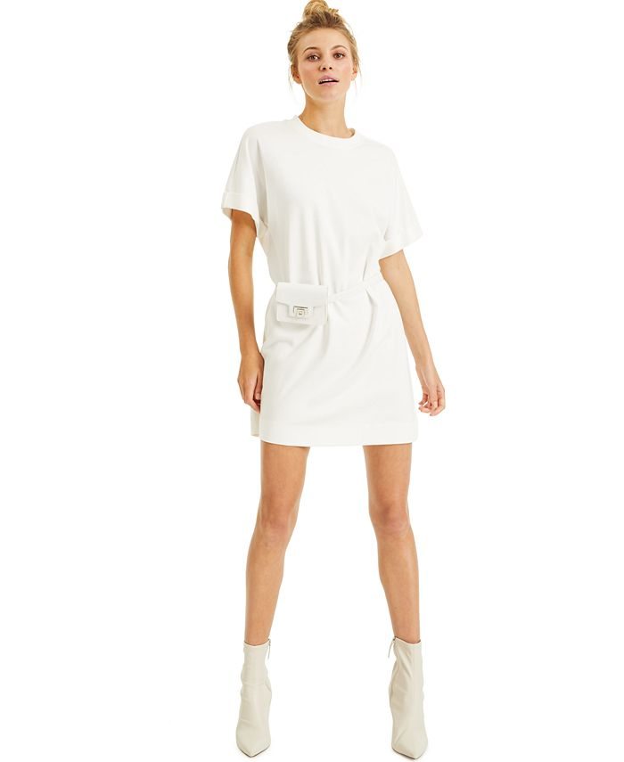 INC International Concepts - Mini T-Shirt Dress