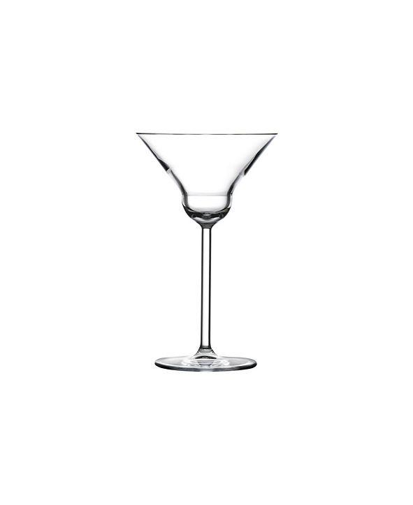 Nude Glass Vintage-Like Martini Glasses, Set of 2