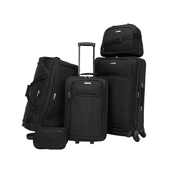 5-Piece Tag Ridgefield Softside Luggage Set