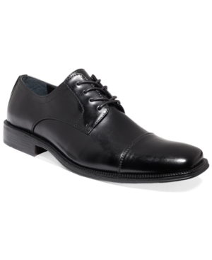 Alfani Men's Adam Oxfords- Extended Widths Available Men's Shoes