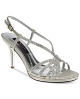 Silver Strappy Sandals: Look for Silver Strappy Sandals at Macy's
