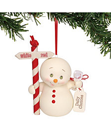 Deparment 56 Snowpinions by Department 56 Daily Choices Ornament