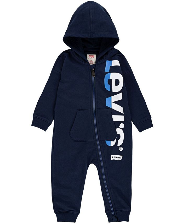 Levi's - Baby Boys Zip Play All Day Coverall