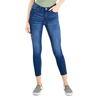 Celebrity Pink Juniors Curvy Skinny Ankle Jeans