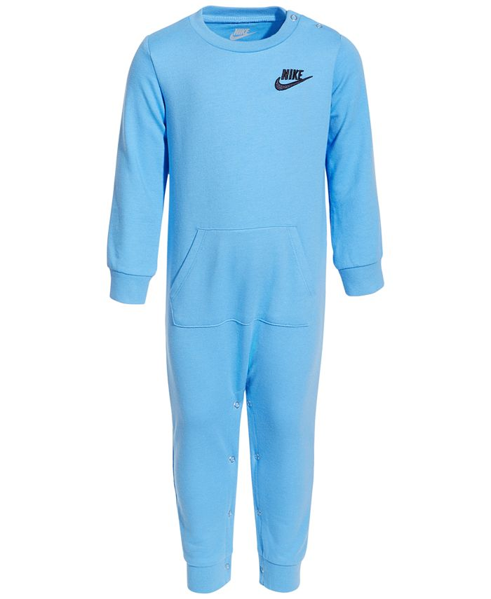 Nike - Baby Boys' Stretch French Terry Coverall