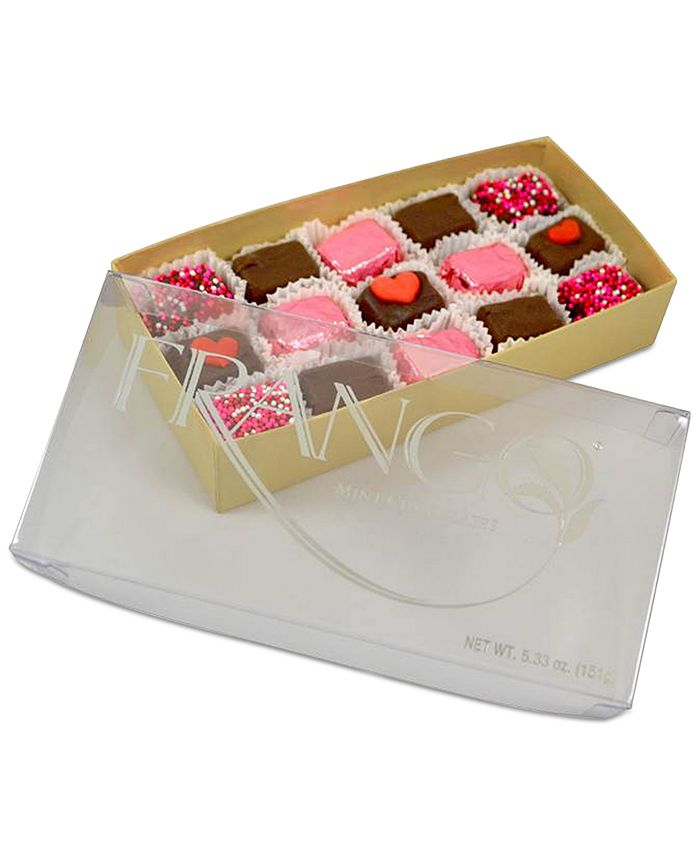 Frango Chocolates - , 15-Pc. Milk Mint Decorated Box of Chocolates