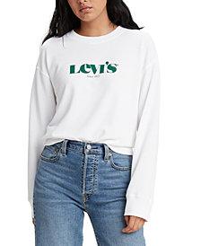 Levi's® Women's Logo Crewneck Sweatshirt
