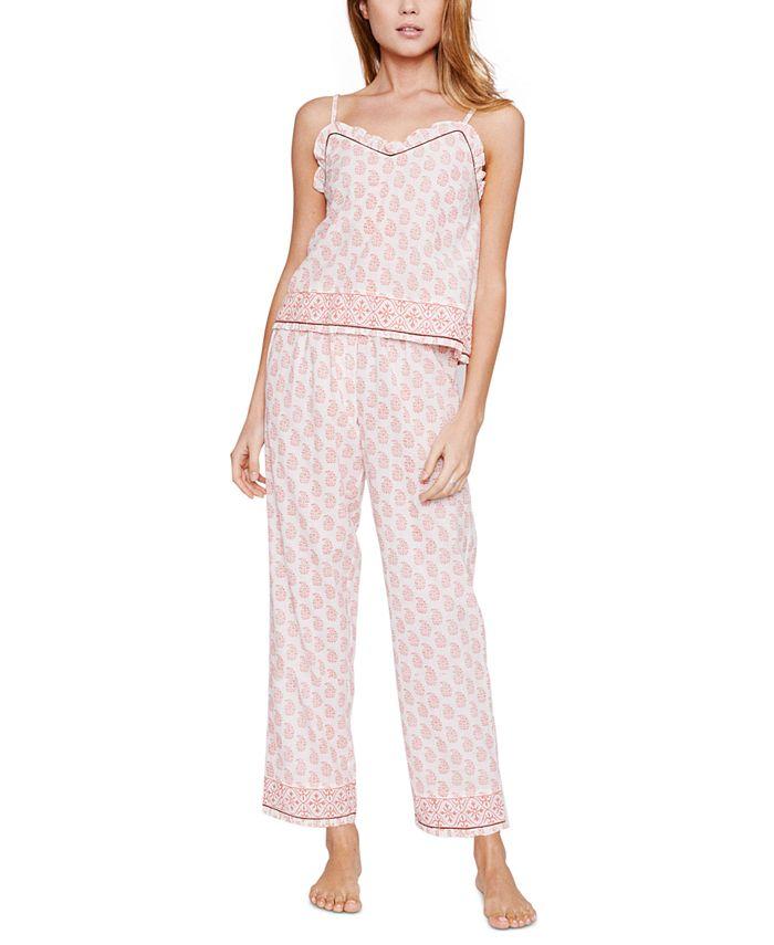 Reverie - Rosalyn Cotton Printed Cami Pajama Set