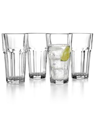 CLOSEOUT! The Cellar Everyday Set of 4 Column Coolers