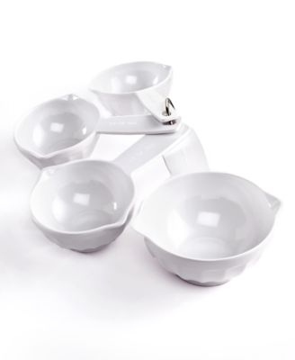 Martha Stewart Collection Set of 4 Melamine Measuring Cups